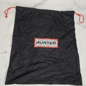 Hunter nylon drawstring bag